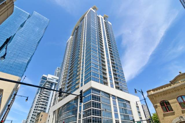 100 E 14th Street #2610, Chicago, IL 60605 (MLS #10970374) :: The Wexler Group at Keller Williams Preferred Realty