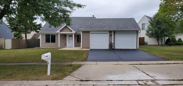 151 Red Cedar Drive, Streamwood, IL 60107 (MLS #10970383) :: The Wexler Group at Keller Williams Preferred Realty