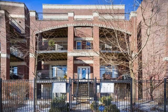 4220 S King Drive 4S, Chicago, IL 60653 (MLS #10970390) :: Helen Oliveri Real Estate