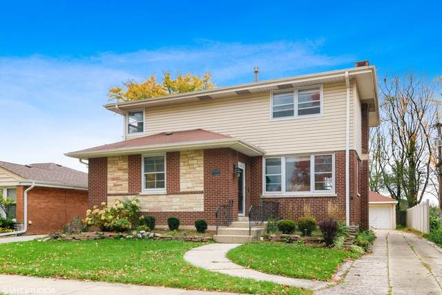 10640 Canterbury Street, Westchester, IL 60154 (MLS #10970400) :: Angela Walker Homes Real Estate Group