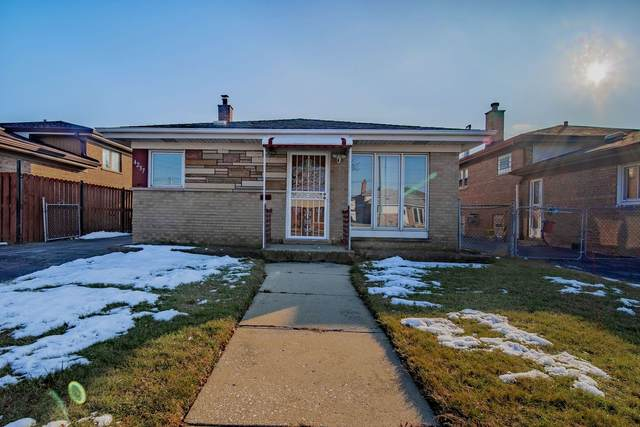 4237 W 77th Place, Chicago, IL 60652 (MLS #10970404) :: The Wexler Group at Keller Williams Preferred Realty