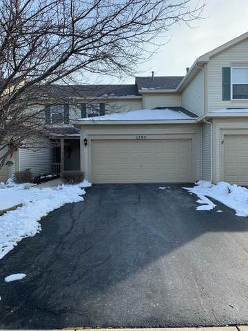 1795 S Wentworth Circle, Romeoville, IL 60446 (MLS #10970410) :: Schoon Family Group
