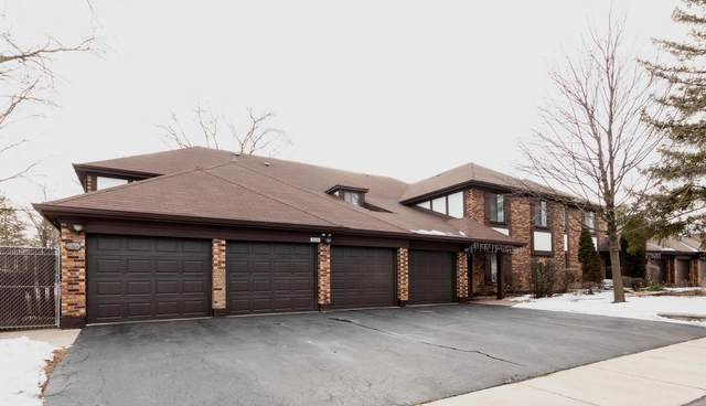 3221 184th Street 1B, Homewood, IL 60430 (MLS #10970442) :: The Wexler Group at Keller Williams Preferred Realty