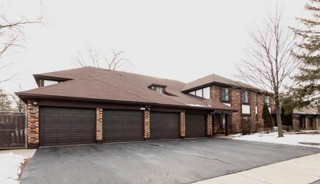 3221 184th Street 1B, Homewood, IL 60430 (MLS #10970442) :: Jacqui Miller Homes