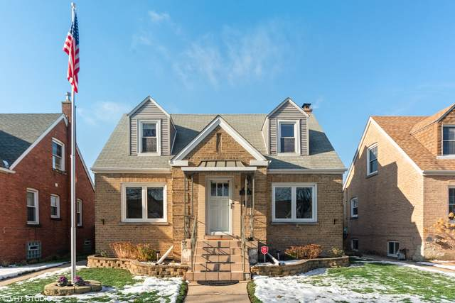 1624 N 73rd Court, Elmwood Park, IL 60707 (MLS #10970457) :: Janet Jurich