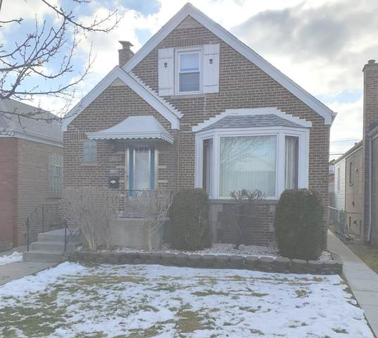 3825 W 69th Street, Chicago, IL 60629 (MLS #10970501) :: Schoon Family Group
