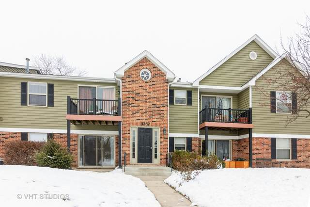 1352 Mc Dowell Road #103, Naperville, IL 60563 (MLS #10970521) :: The Wexler Group at Keller Williams Preferred Realty