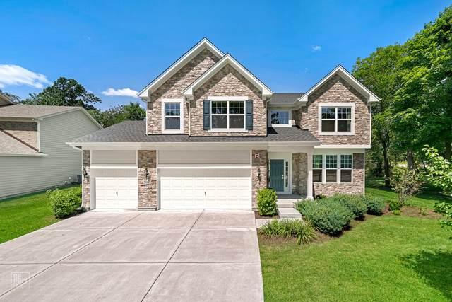 5868 Bur Oak Drive, Hoffman Estates, IL 60192 (MLS #10970558) :: Schoon Family Group