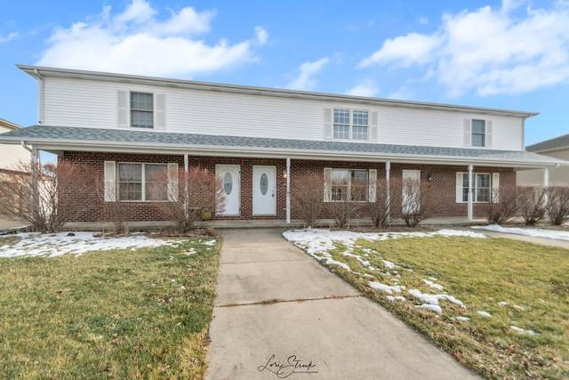 1144 Beauchamp Avenue, Manteno, IL 60950 (MLS #10970561) :: The Wexler Group at Keller Williams Preferred Realty