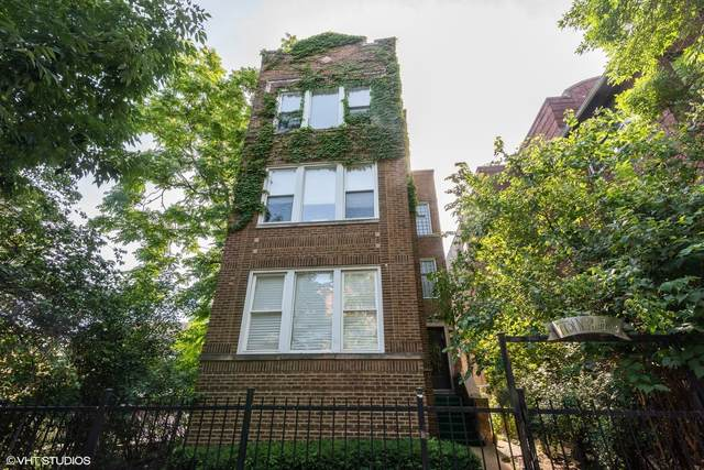 7731 N Paulina Street B, Chicago, IL 60626 (MLS #10970562) :: Helen Oliveri Real Estate