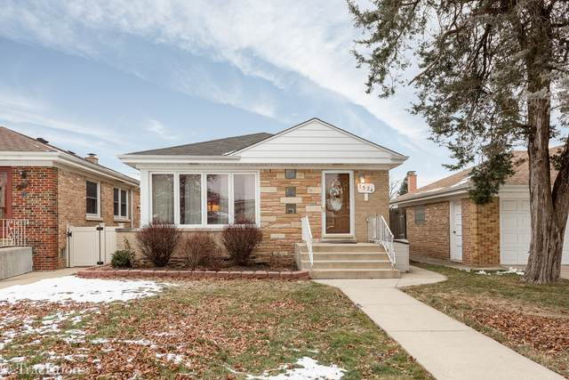 7524 W Palatine Avenue, Chicago, IL 60631 (MLS #10970571) :: Jacqui Miller Homes