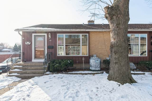615 Nelson Lane, Des Plaines, IL 60016 (MLS #10970573) :: Helen Oliveri Real Estate