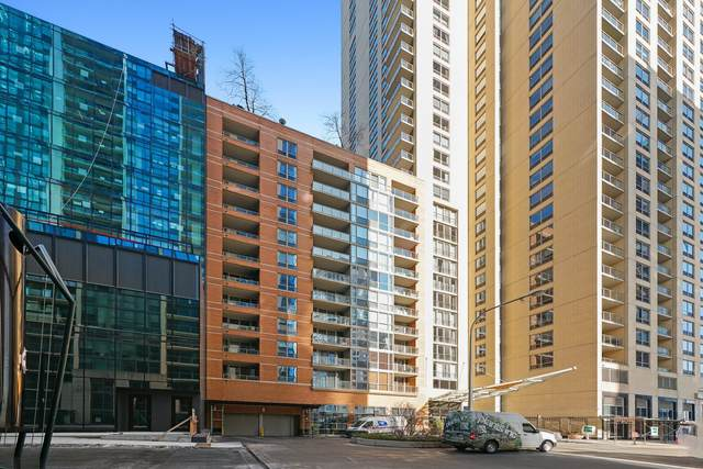 420 E Waterside Drive #1104, Chicago, IL 60601 (MLS #10970578) :: The Wexler Group at Keller Williams Preferred Realty