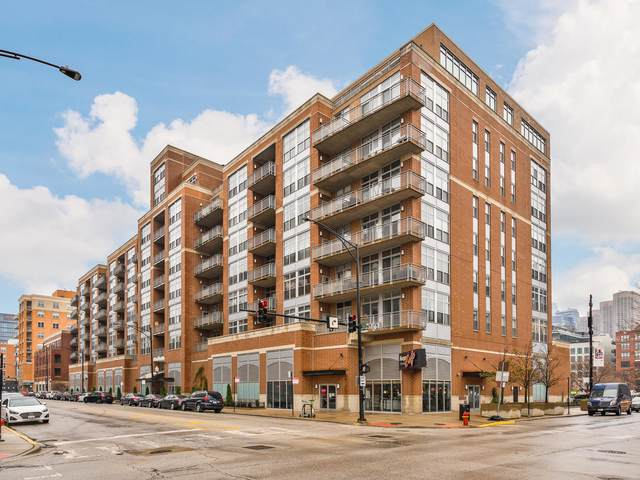 111 S Morgan Street #502, Chicago, IL 60607 (MLS #10970598) :: Helen Oliveri Real Estate