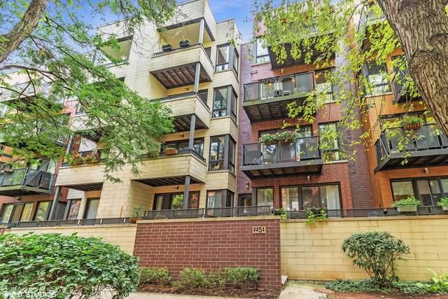 2251 W Wabansia Avenue #405, Chicago, IL 60647 (MLS #10970624) :: The Perotti Group