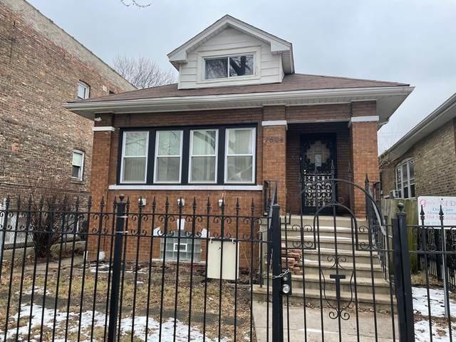 1504 N Leclaire Avenue, Chicago, IL 60651 (MLS #10970650) :: Schoon Family Group
