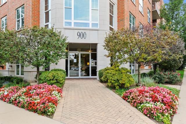 900 Lee Street #308, Des Plaines, IL 60016 (MLS #10970661) :: Helen Oliveri Real Estate