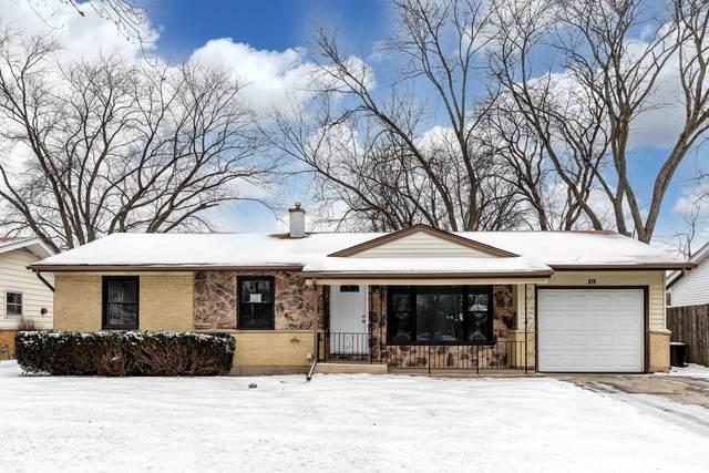 324 Landmeier Road, Elk Grove Village, IL 60007 (MLS #10970675) :: Suburban Life Realty