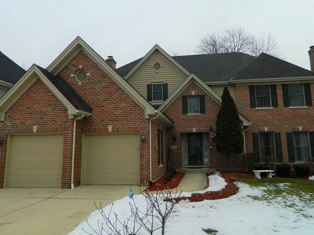 725 Heath Court, Westmont, IL 60559 (MLS #10970678) :: The Spaniak Team