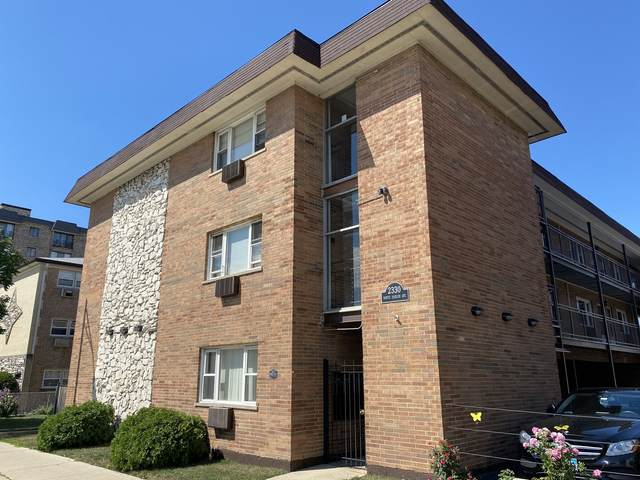 2330 N Harlem Avenue 3F, Elmwood Park, IL 60707 (MLS #10970708) :: Helen Oliveri Real Estate