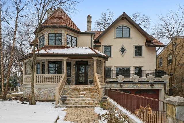 305 Central Avenue, Wilmette, IL 60091 (MLS #10970712) :: Janet Jurich