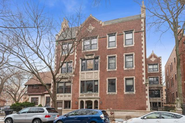 6827 N Lakewood Avenue 3W, Chicago, IL 60626 (MLS #10970737) :: Helen Oliveri Real Estate