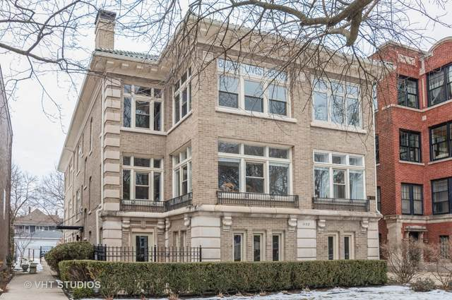 1152 W Farwell Avenue 1S, Chicago, IL 60626 (MLS #10970740) :: Helen Oliveri Real Estate