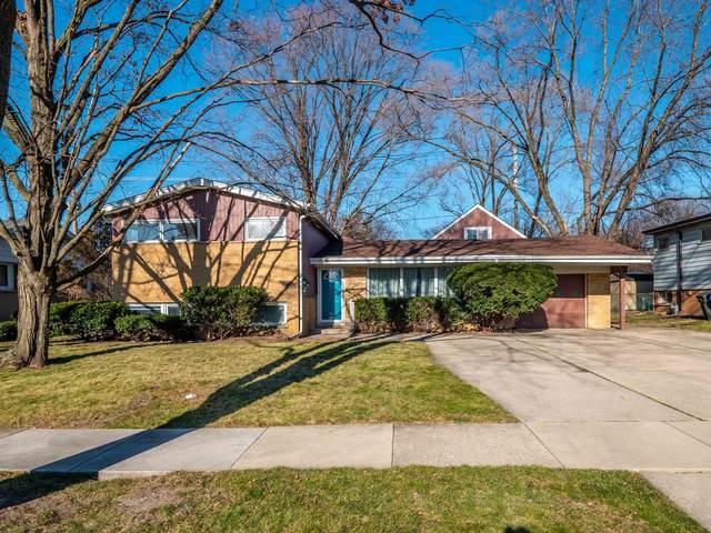 1402 W Busse Avenue, Mount Prospect, IL 60056 (MLS #10970757) :: Jacqui Miller Homes