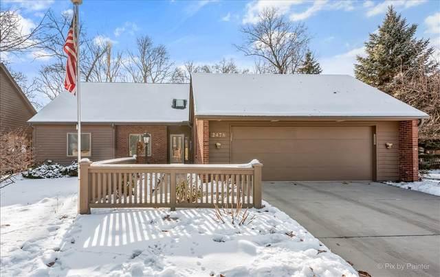 2478 Tall Oaks Drive, Elgin, IL 60123 (MLS #10970764) :: John Lyons Real Estate
