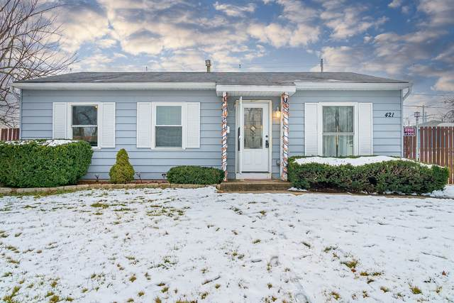 421 Haller Avenue, Romeoville, IL 60446 (MLS #10970773) :: Angela Walker Homes Real Estate Group