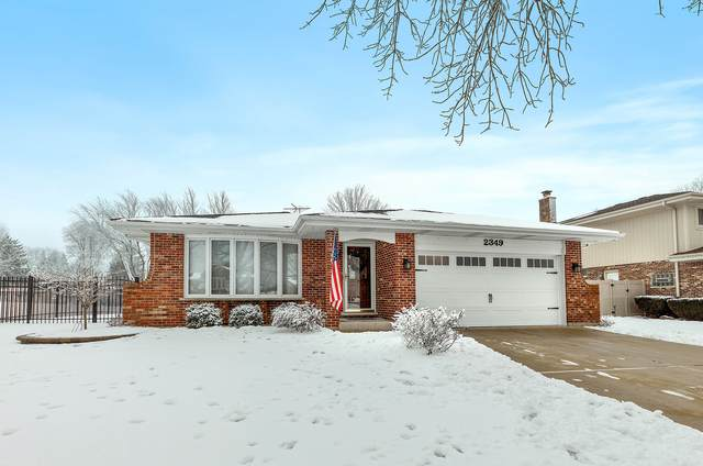 2349 Green Valley Road, Darien, IL 60561 (MLS #10970803) :: Helen Oliveri Real Estate