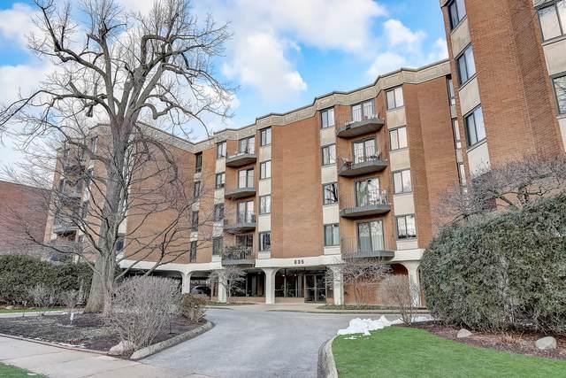 835 Judson Avenue #510, Evanston, IL 60202 (MLS #10970809) :: Jacqui Miller Homes