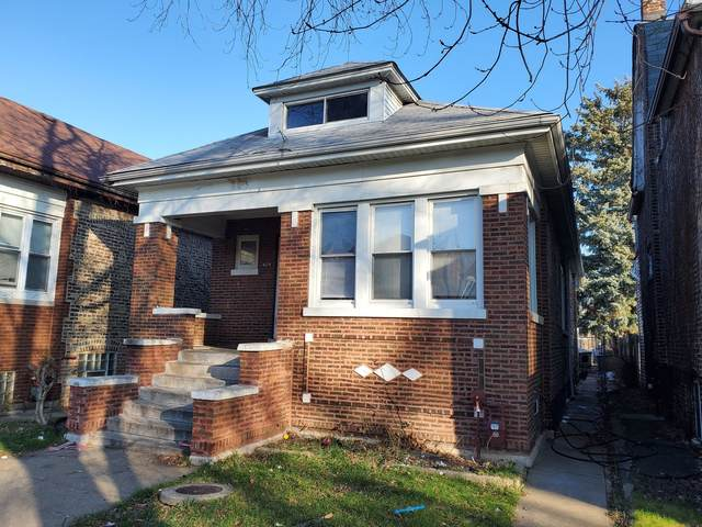 6117 S Maplewood Avenue, Chicago, IL 60629 (MLS #10970819) :: Suburban Life Realty