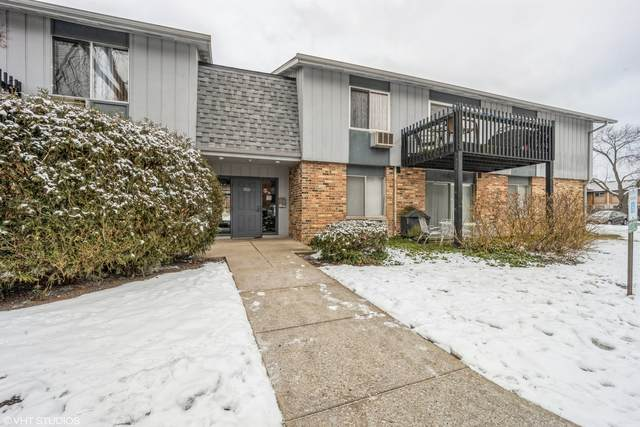906 E Old Willow Road #103, Prospect Heights, IL 60070 (MLS #10970836) :: Janet Jurich