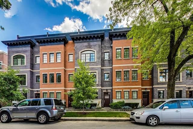 1525 W Byron Street, Chicago, IL 60613 (MLS #10970846) :: Helen Oliveri Real Estate