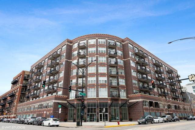1000 W Adams Street #404, Chicago, IL 60607 (MLS #10970851) :: The Wexler Group at Keller Williams Preferred Realty
