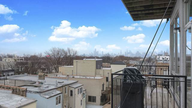 1927 N Milwaukee Avenue #403, Chicago, IL 60647 (MLS #10970891) :: The Perotti Group
