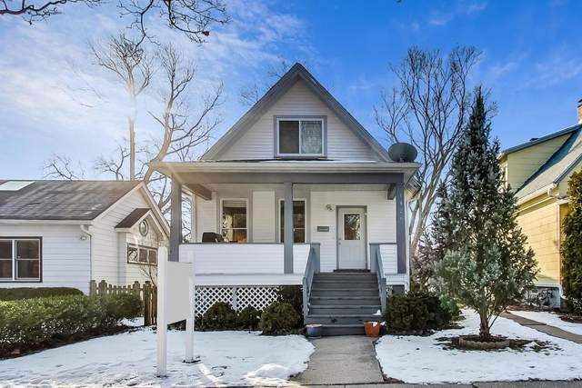 1826 Grant Street, Evanston, IL 60201 (MLS #10970908) :: Helen Oliveri Real Estate