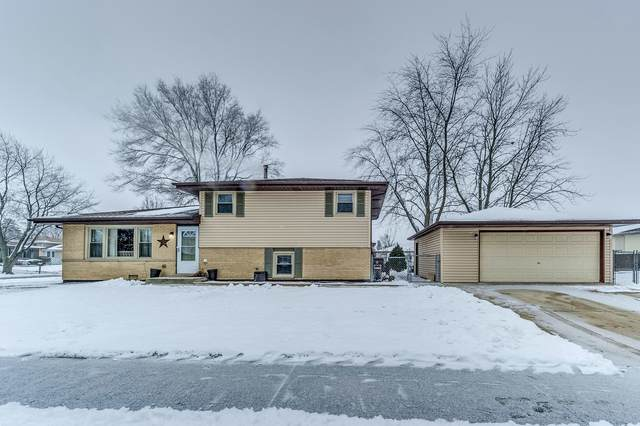 6501 182nd Place, Tinley Park, IL 60477 (MLS #10970934) :: The Wexler Group at Keller Williams Preferred Realty