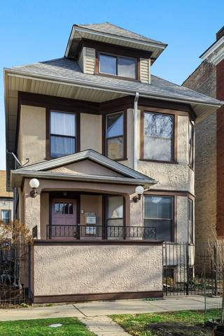2451 N Sawyer Avenue, Chicago, IL 60647 (MLS #10970942) :: The Perotti Group