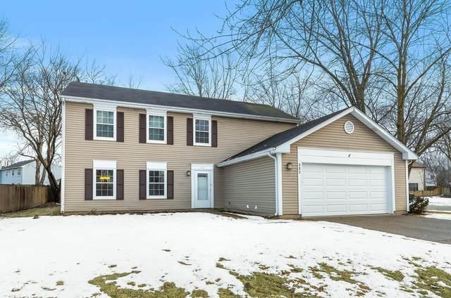 332 Applewood Drive, Bolingbrook, IL 60440 (MLS #10970945) :: Jacqui Miller Homes