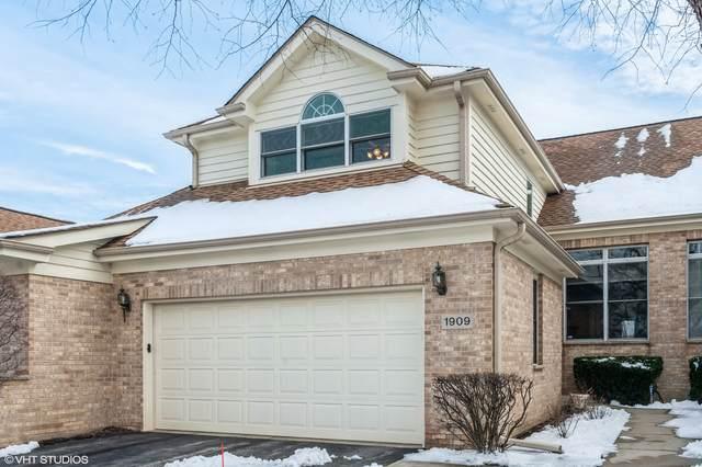 1909 Ivy Lane, Glenview, IL 60025 (MLS #10970946) :: Helen Oliveri Real Estate
