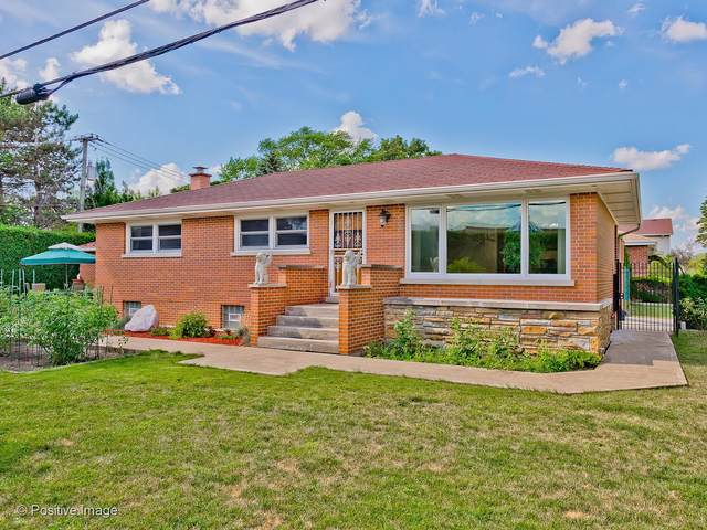 1316 S Cumberland Avenue, Park Ridge, IL 60068 (MLS #10970948) :: The Wexler Group at Keller Williams Preferred Realty