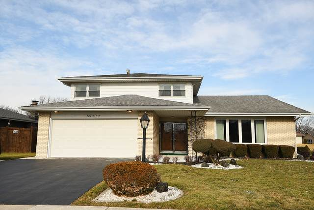 8502 W 107th Street, Palos Hills, IL 60465 (MLS #10970959) :: The Wexler Group at Keller Williams Preferred Realty