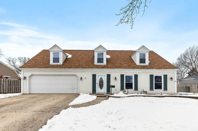 48 Winrock Road, Montgomery, IL 60538 (MLS #10970963) :: The Spaniak Team