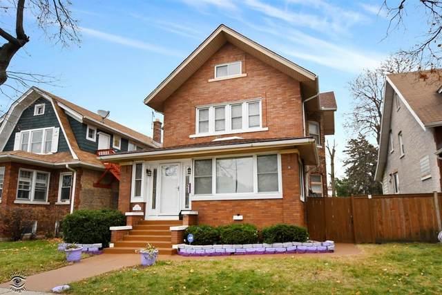 620 Circle Avenue, Forest Park, IL 60130 (MLS #10970970) :: Jacqui Miller Homes