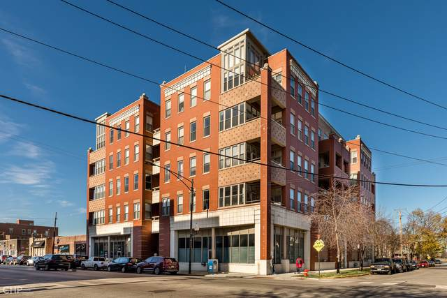 2700 W Belmont Avenue #407, Chicago, IL 60618 (MLS #10970989) :: Helen Oliveri Real Estate