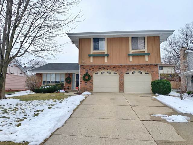 164 Braintree Drive, Bloomingdale, IL 60108 (MLS #10971019) :: The Spaniak Team