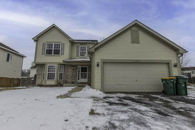 1767 Rudolph Court, Romeoville, IL 60446 (MLS #10971022) :: Angela Walker Homes Real Estate Group
