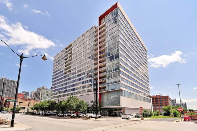 659 W Randolph Street #1406, Chicago, IL 60661 (MLS #10971046) :: The Perotti Group